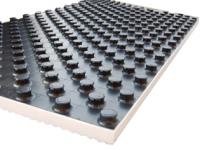 Systémové desky pro podlahové topení
