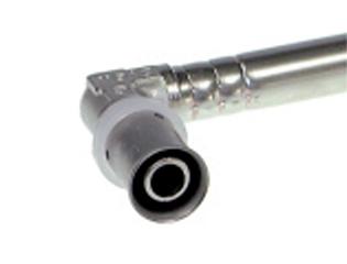 Koncová garnitura pro připojení otopných těles, 300 mm
