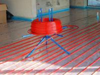 Příslušenství pro podlahové topení
