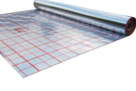 Folie pod podlahové vytápění